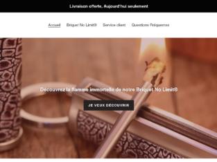 vends site e commerce