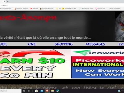 vend site web